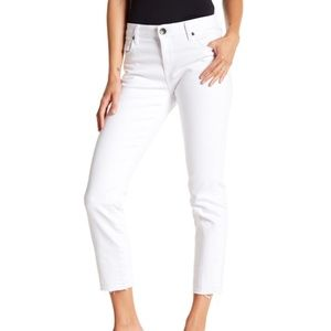 KUT from the Kloth Release Ankle Straight Leg Jean